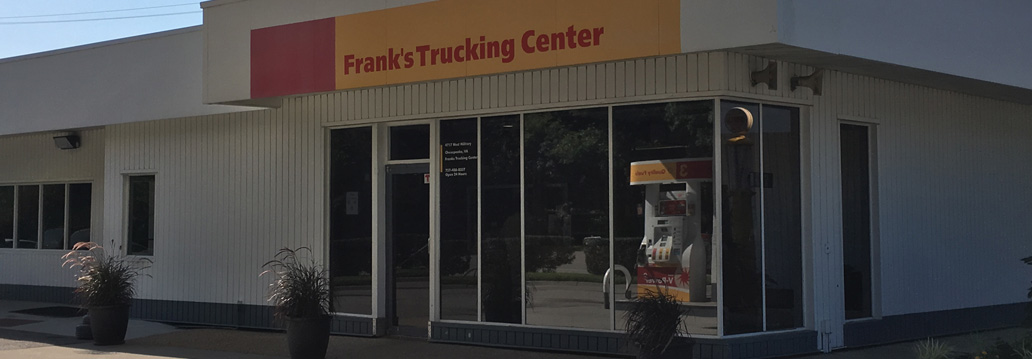 Frank's Truck Stop Chesapeake Virginia